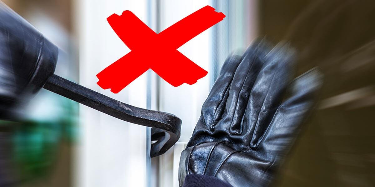 Einbruchschutz für Fenster & Türen   Schellenberg-Professional